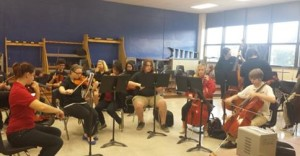 Orchestra Picture for DonorsChoose